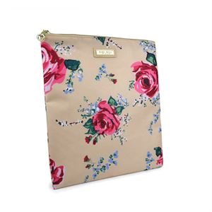Picture of Gigi Hill Large Scarlett Antique Floral Multi-Functional Pou